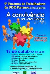 Cartaz Encontro UDE 2015 1